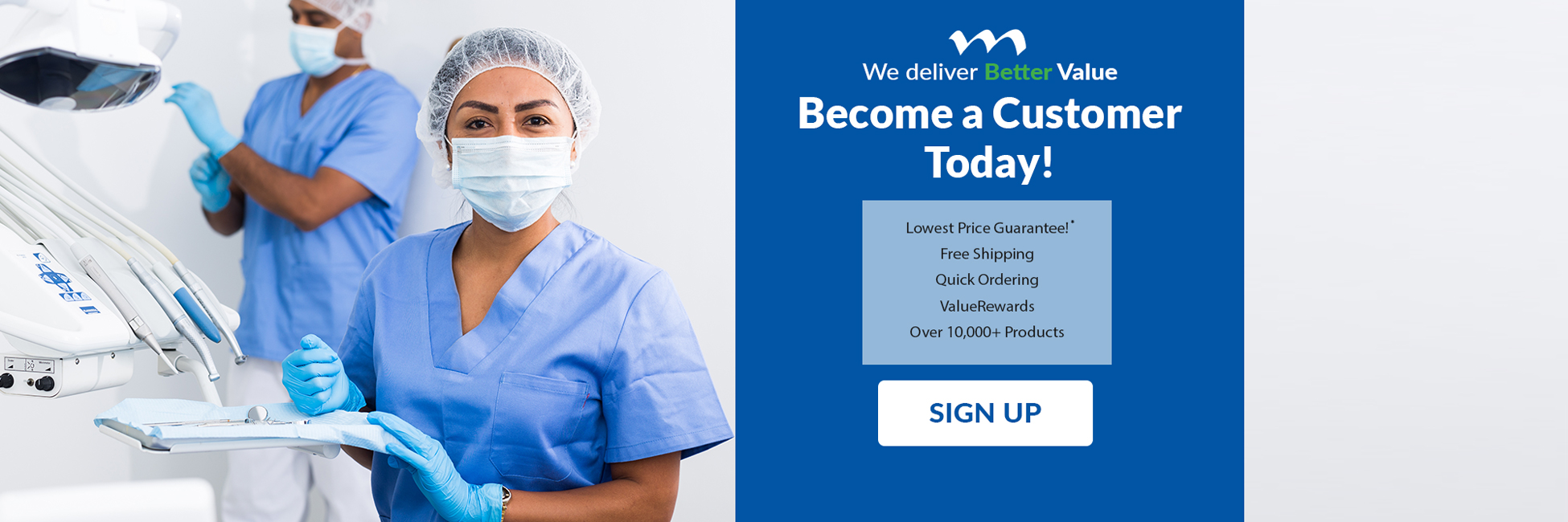 sign up banner