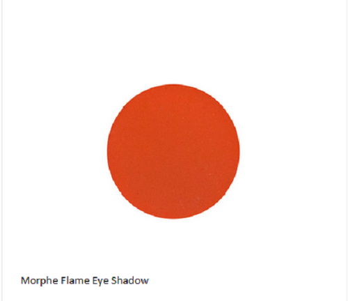 Morphe Flame Eye Shadow
