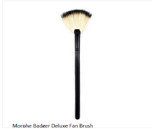 Morphe Badger Deluxe Fan Brush