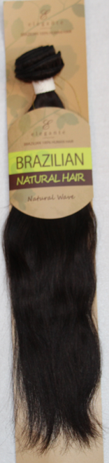 Elegante Brazilian Natural Wave 14""