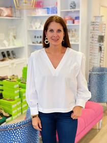 Lisa VNeck Popover