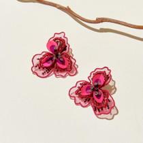 Poppy Stud Earrings