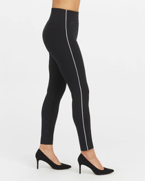Perf Pant - Ankle Piped Skinny