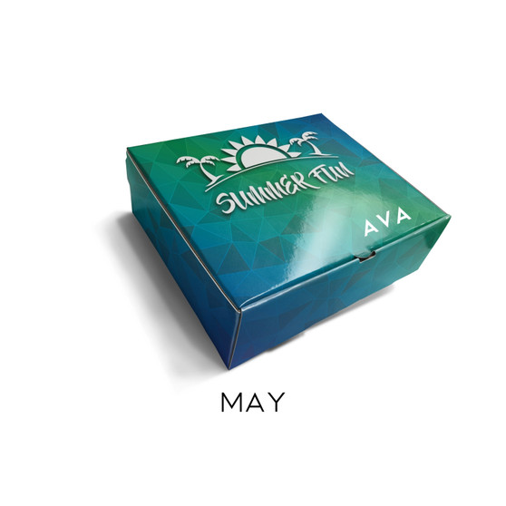 Oh What Fun It Is Summer Boxes - May