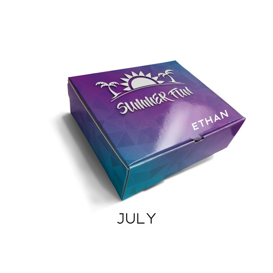 Oh What Fun It Is Summer Boxes - July