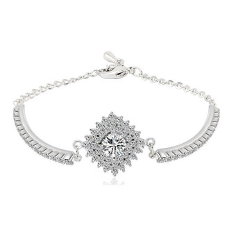 Bracelet for Girls in Cubic Zirconia Itzel