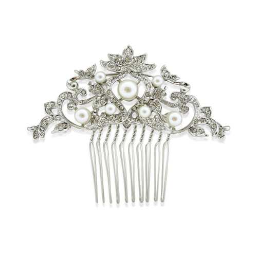 Vintage Style Wedding Hair comb