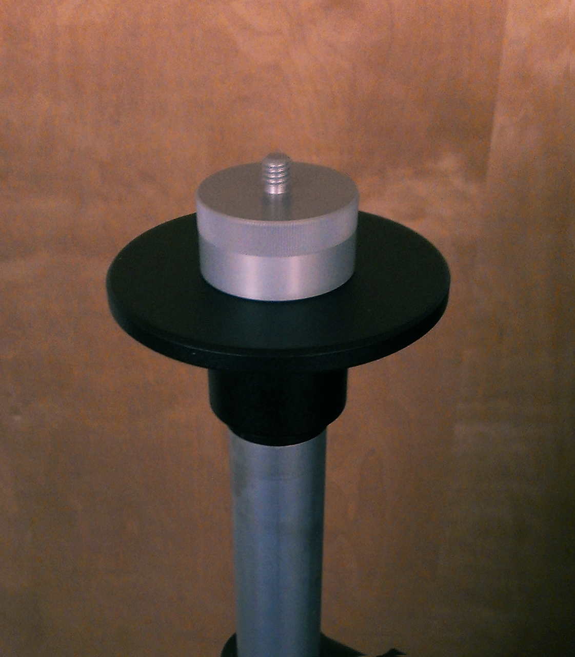 3D surveying tripod with 3/8in adapter