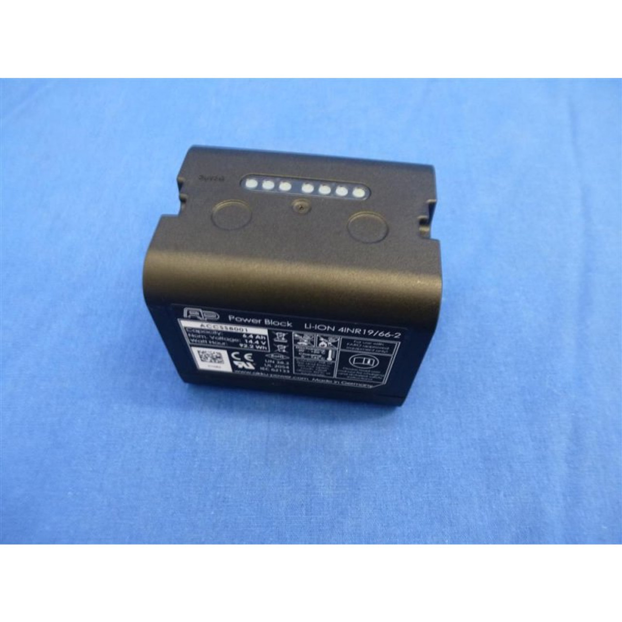 FARO Replacement Battery                                                                                                   (**ONLY SHIPS TO US LOCATIONS**)