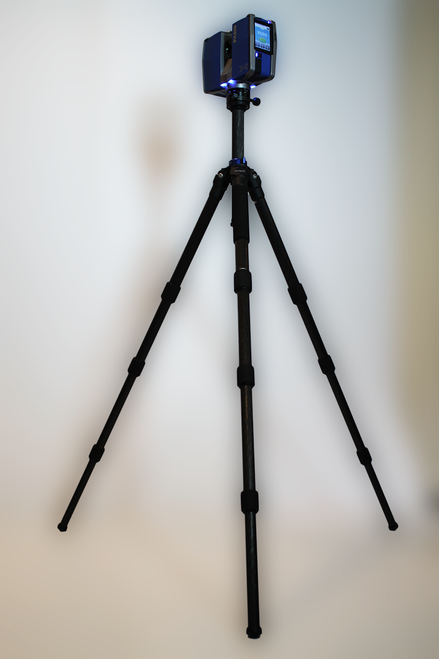 Carbon Tripod for Faro Focus 3d and Trimble TX5 (UNAVAILABLE UNTIL END OF JULY)
