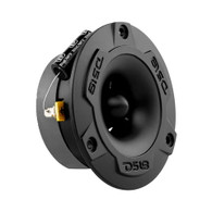"DS18 PRO-TWX1 1"" PRO ALUMINUM SUPER BULLET TWEETER VC 240 WATTS WITH BUILT IN CROSSOVER (PAIR )"