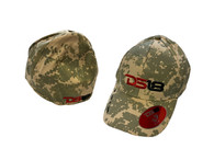 DS18 Flex Fit Cap Camo