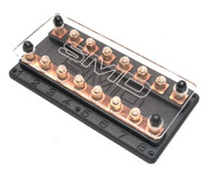 SMD Heavy Duty Octo ANL Fuse Block Copper