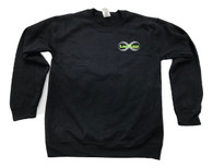 Limitless Sweatshirt Green  logo