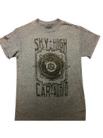 SHCA Vault T-Shirt Grey w/ Black Logo