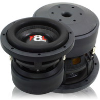 "F8L 8"" 650w RMS Subwoofer by SSA®"