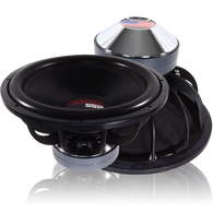 "ZCON 18"" 2500W Subwoofer by SSA®"