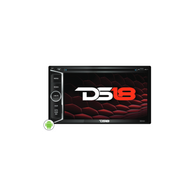 "DS18 DDX6A 6.2"" DOUBLE DIN DVD PLAYER WITH ANDROID 6.0 OS"