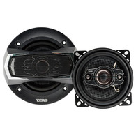 "DS18 SELECT 4"" 4-WAY COAXIAL SPEAKER 140 WATTS"