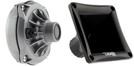 """DS18 PRO DR250 2"""" VC Compression Driver Horn Body with PRO H44 Horn"""
