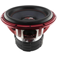 "DS18 HOOLIGAN X15.1D 15"" Subwoofer 6000W Max Dual 1ohm 15in SPL Bass Competition Sub"