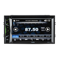 "DDX6.2LX DOUBLE-DIN, DVD PLAYER 6.2"" TOUCHSCREEN ADVANCE LINUX SOFTWARE, BLUETOOTH"