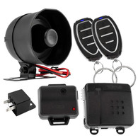 DS18 18CLASSIC 1-WAY ALARM SYSTEM