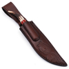Augusta Trailing Point Hunting Knife Stag Handle