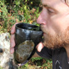 Norse Dragon Drinking Horn
