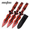 PERFECT POINT PP-122-3RD THROWING KNIFE SET