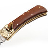 Automatic Lever Lock Roughneck Driller Knife