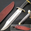 Extreme Duty XXL Bowie Knife Large Japanese CP Steel Independent Survival Implement