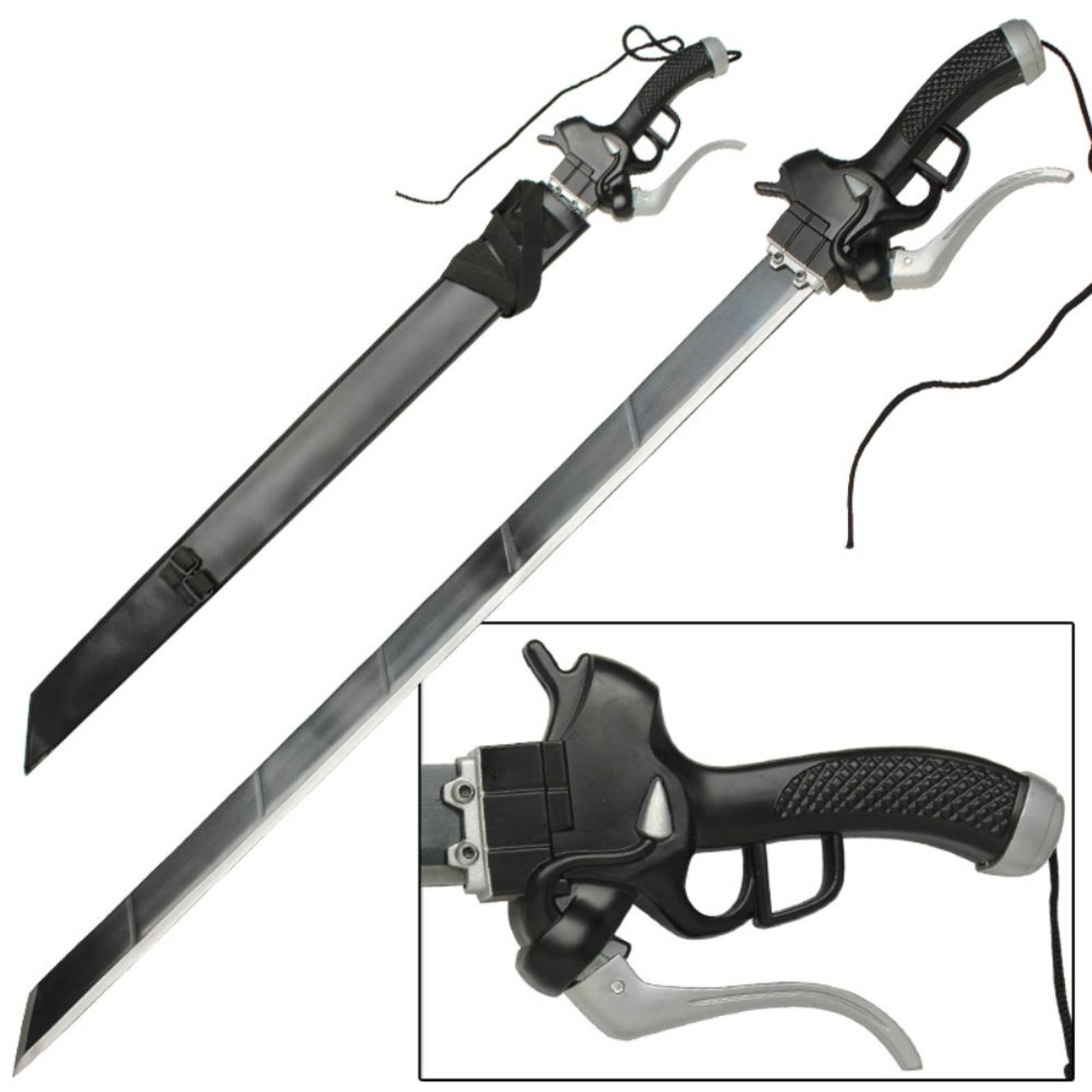 Attack On Titan Special Operations Sword