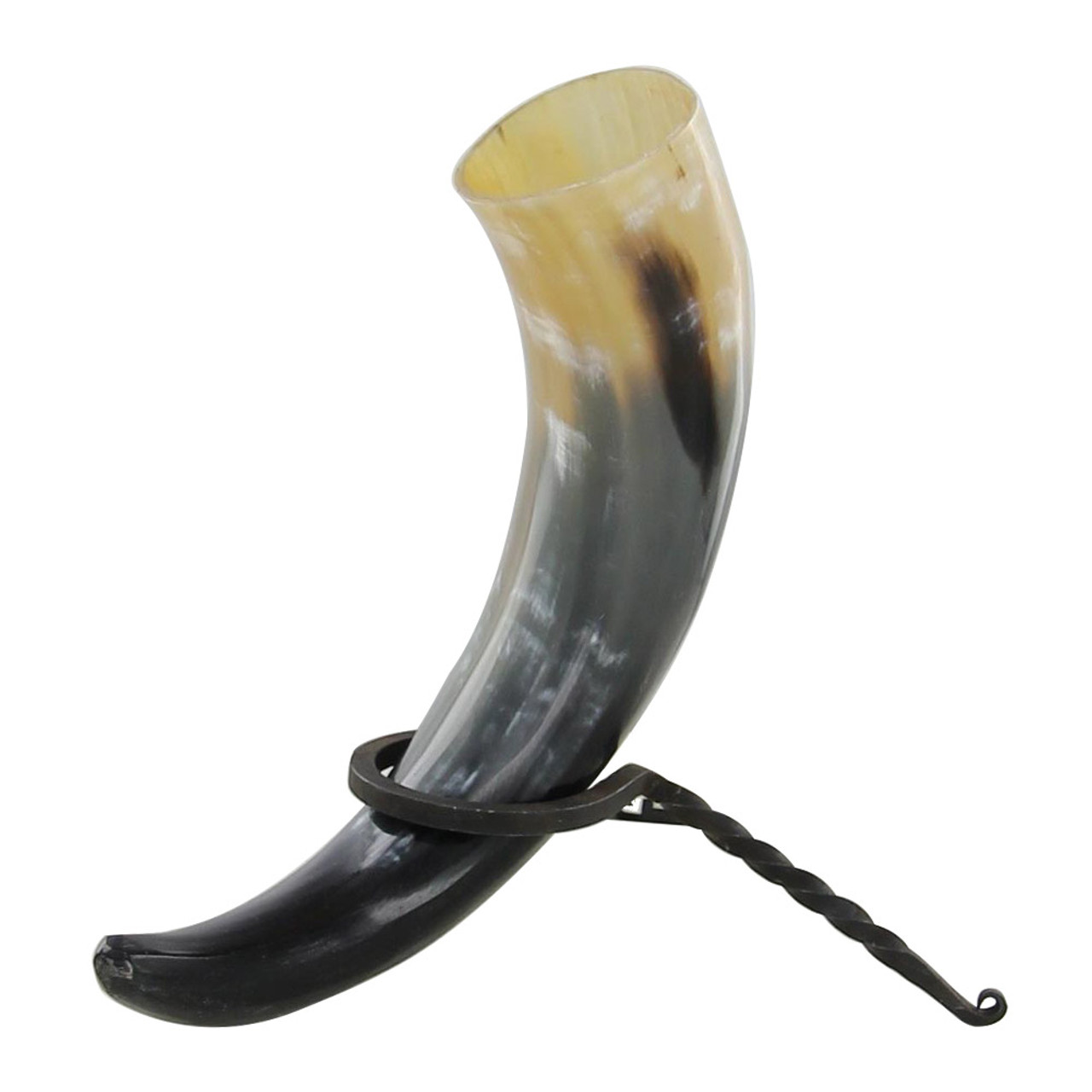 Norse Liquid Courage Drinking Horn