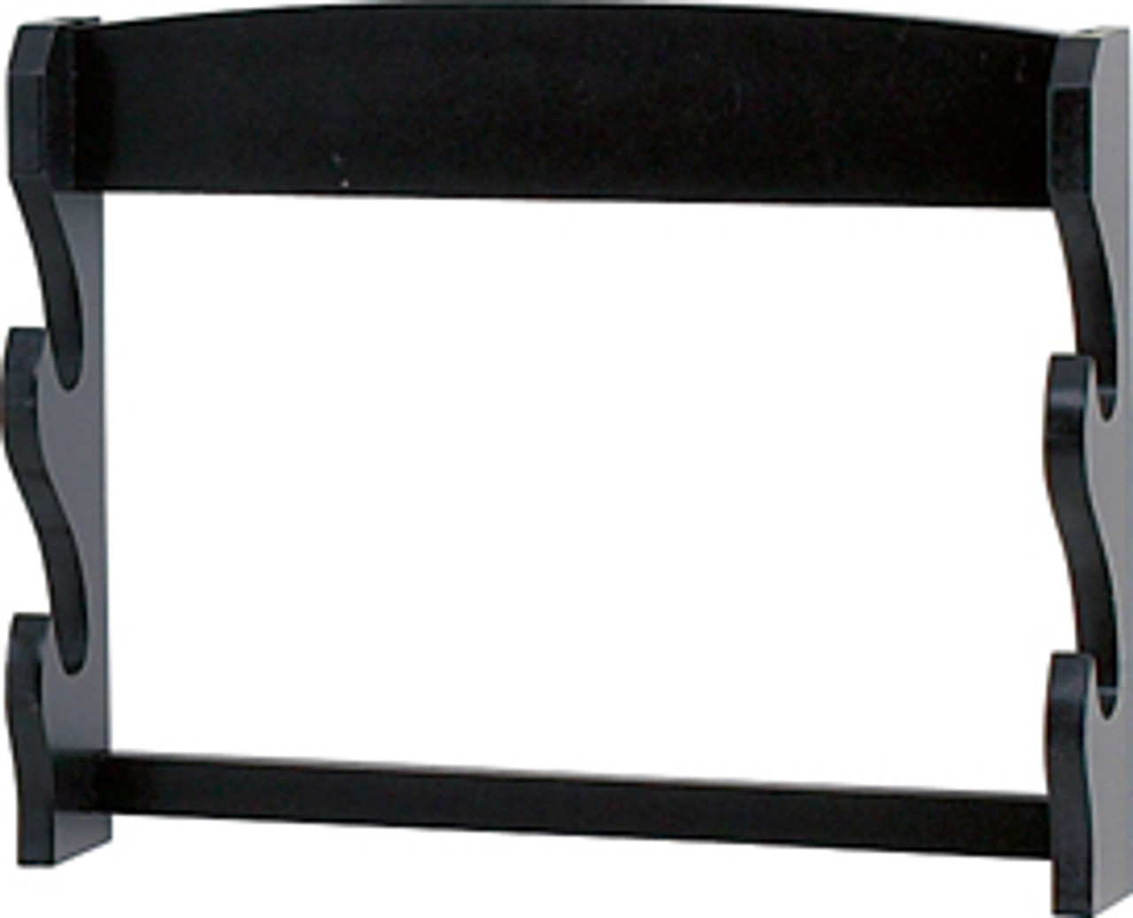 Wall Mount Sword Display Stand - 2 Tier
