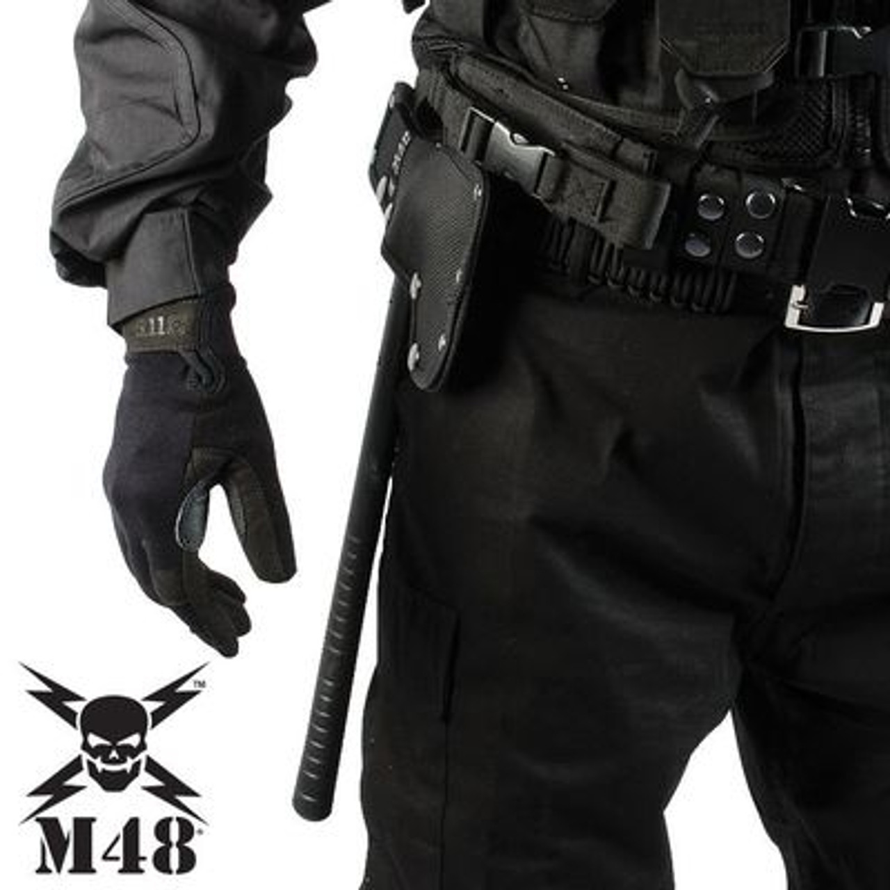 M48 Tactical Tomahawk Axe with Snap On M48 Sheath - UC2765