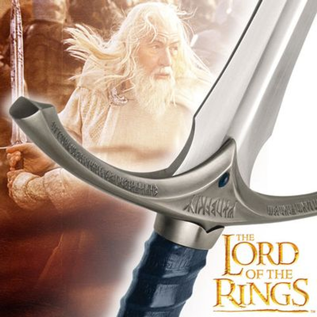 Officially Licensed The Hobbit Glamdring Sword of Gandalf - UC2942