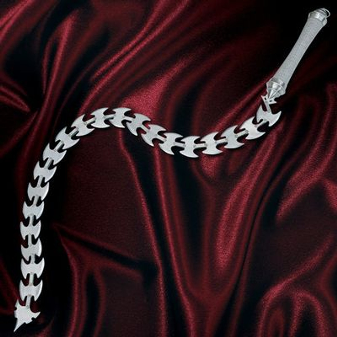 Professional Stainless Steel Chain Whip - BK1252