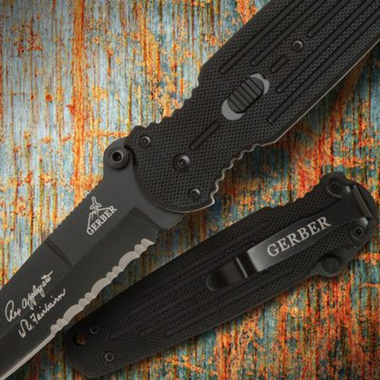 Gerber Covert FAST Assisted Opening Pocket Knife - GB01966