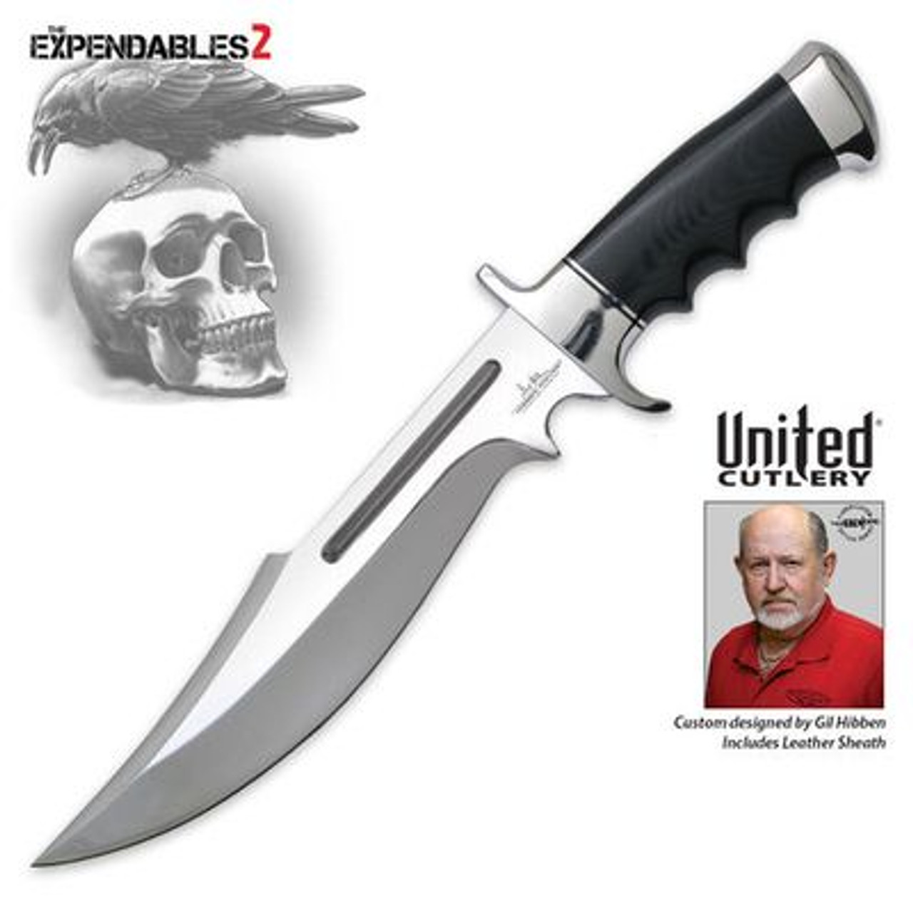 Gil Hibben Legionnaire Bowie from The Expendables 2
