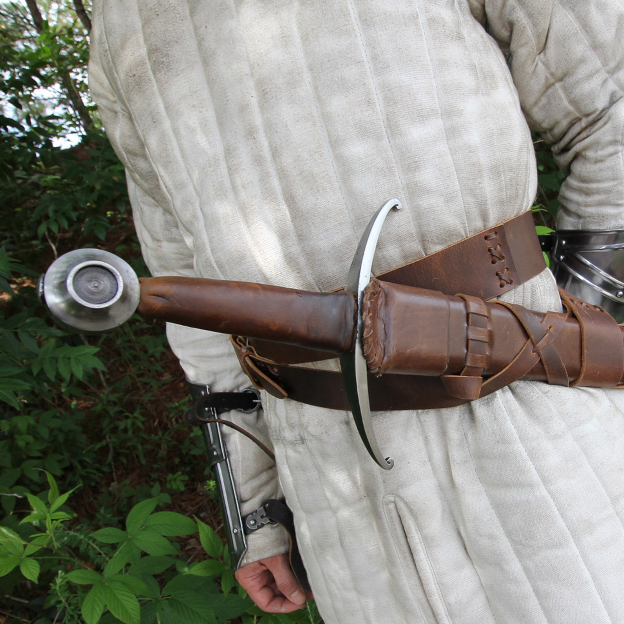 Knights Gothic Medieval Mounted Warriors Sword