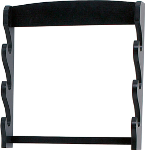 Three Tier Wall Mount Sword Stand