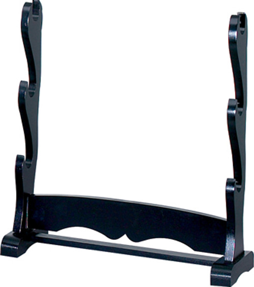 Three Tier Tabletop Sword Stand