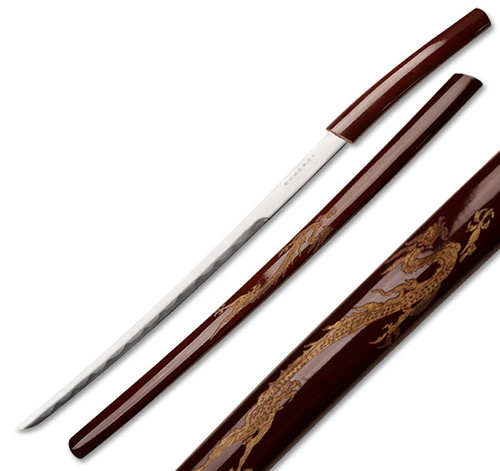 The Curved Dragon Oriental Sword