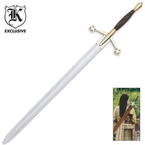 Scottish Early Pattern Claymore Sword