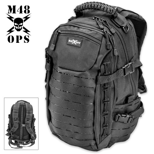 M48 OPS Gatorpack - 2-Day / 25L Tactical Backpack