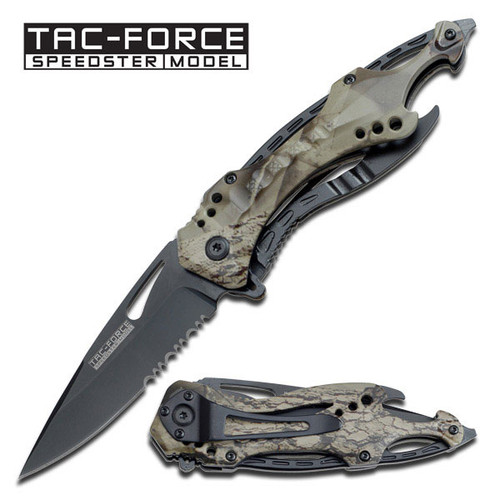 TAC-FORCE TF-705GC OUTDOOR SPRING ASSISTED KNIFE