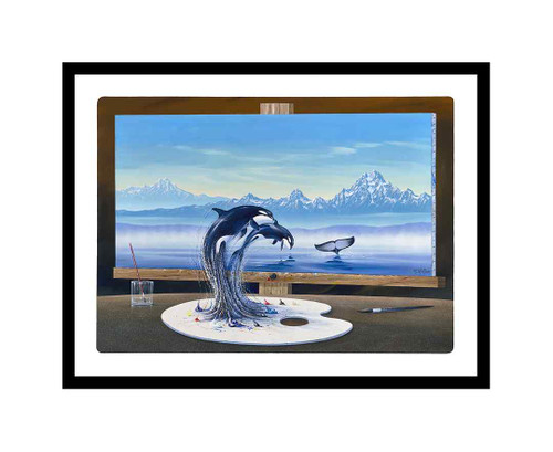 """Artistic Freedom"" Original Painting"