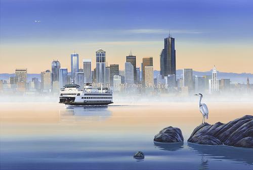 """The Seattle Scene"""