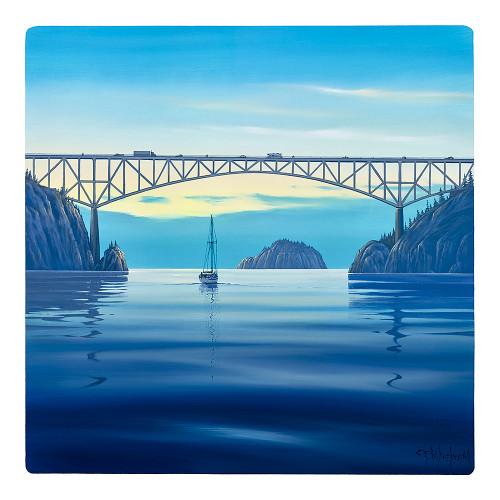 """Sea Ya!"" 2019 Mixed Media Paintings"